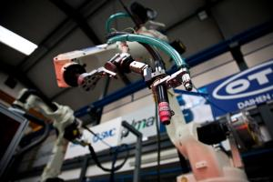Company established in Sucany, Slovakia - dedicated to effective deployment of industrial robots.